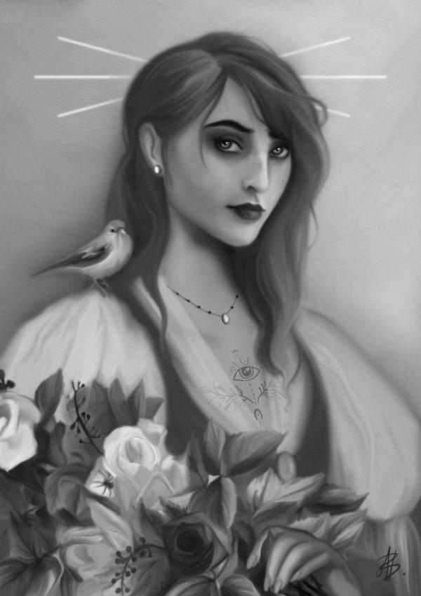 Portrait Annabel